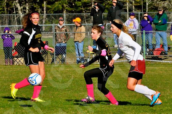High School Girls - Bucksport vs. GSA 10/25/2013