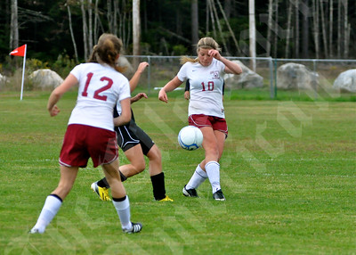 Girls Soccer - GSA vs. Bucksport - Vortherms - 037