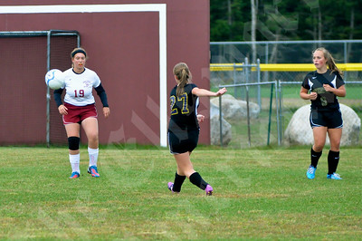 Girls Soccer - GSA vs. Bucksport - Vortherms - 033