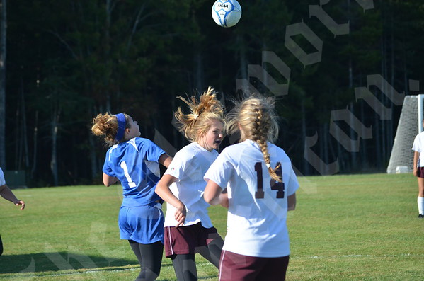 High School Girls - Sumner vs. GSA 9/19/2014