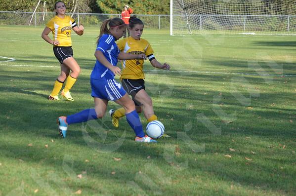 High School Girls - Sumner vs. Bucksport 10/2/2013