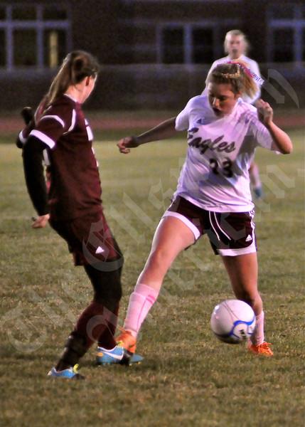 High School Girls - Ellsworth vs. Washington Academy 10/9/2013