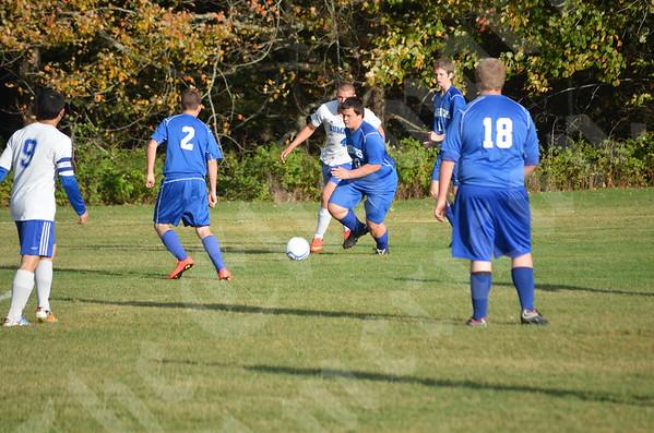High School Boys - Sumner vs. DI-S 10/9/2014