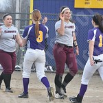 4/11/17 Bucksport Softball Game (Ellsworth)