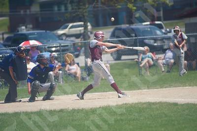 Baseball - Ellsworth vs Hermon - Vortherms