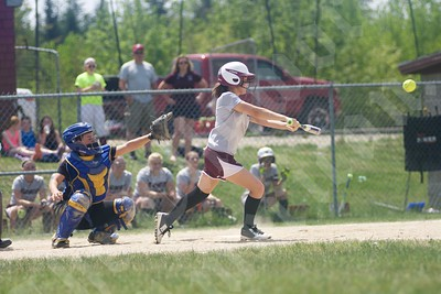 Softball - Ellsworth vs Hermon - Vortherms