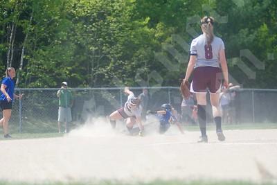 Softball - Ellsworth vs Hermon - Vortherms