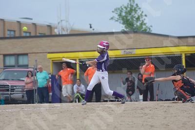 Bucksport softball vs LCS/MSSM - Vortherms