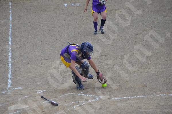 Softball: Dexter at Bucksport EM quarterfinal