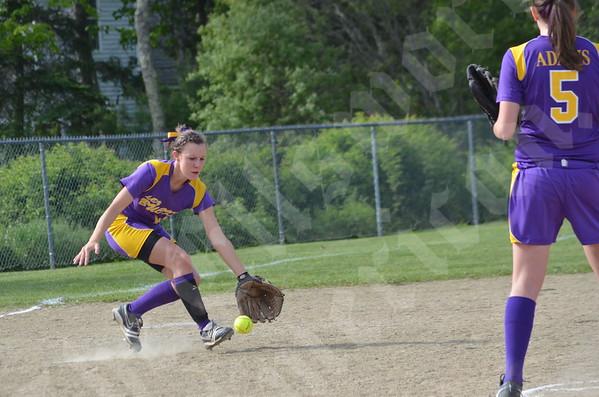 Softball: Dexter at Bucksport Quarterfinal