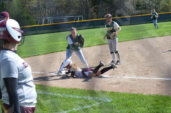 Softball; Ellsworth at MDI; 5/28