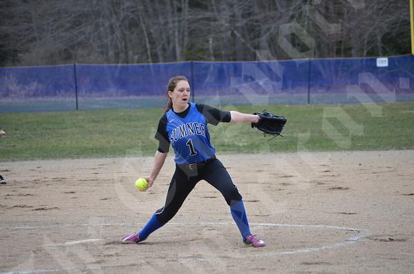 Softball: GSA girls vs Sumner 4/16