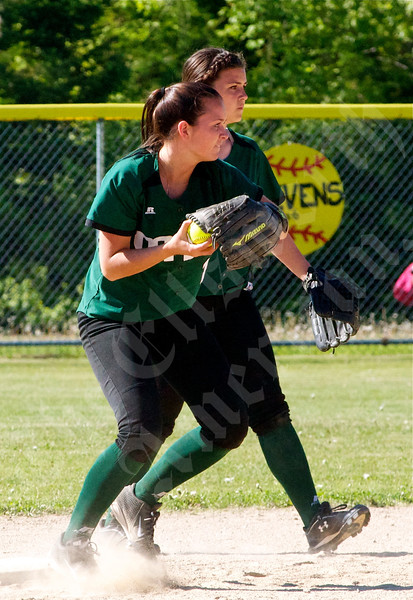 Softball; MDI vs Ellsworth; 6/3