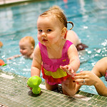 YMCA swimming lessons 3/11/2015