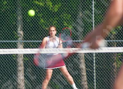 6/2/2016 Girls' tennis Class C North quarterfinals: GSA vs Orono