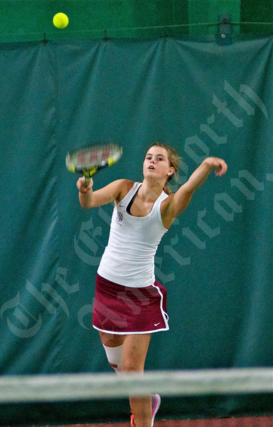 GSA and DI-Stonington; Tennis Quarterfinals; 6/6