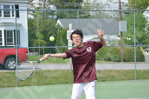 Tennis: Calais at GSA boys' quarterfinal 5/31