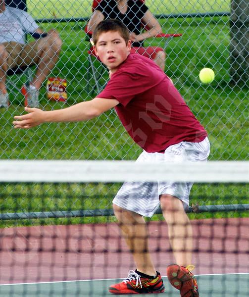 Tennis: Camden Hills at Ellsworth 6/7