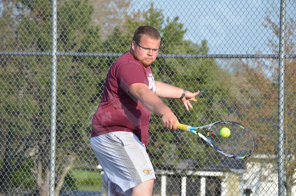 Tennis: Ellsworth vs GSA 5/26/2015