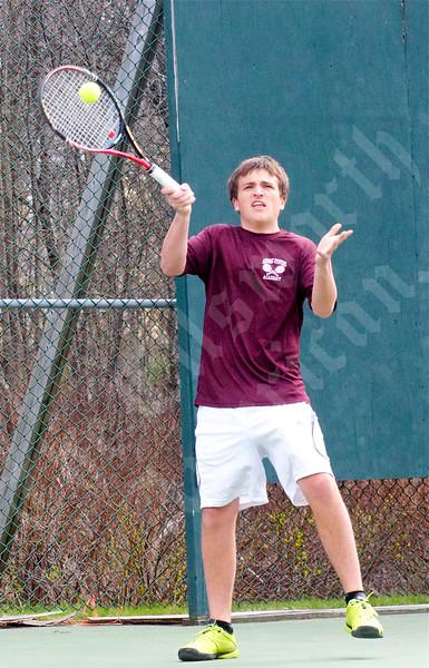 Tennis; Lee Academy GSA; 5/08