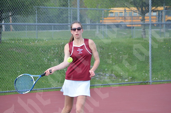 Tennis: Oceanside at Ellsworth girls' quarterfinal 5/30