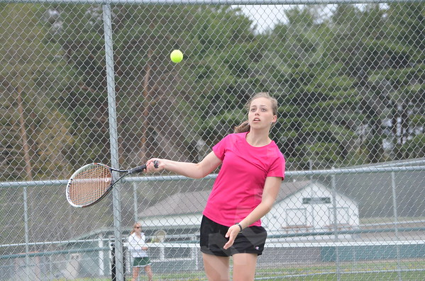 Tennis; Singles Qualifying Tournament; 5/21