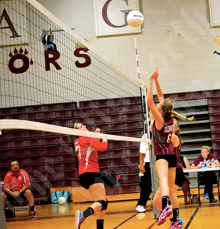 Volleyball: Ellsworth vs Cony: 9/6