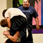 Bucksport wrestling practice 11/20/2015