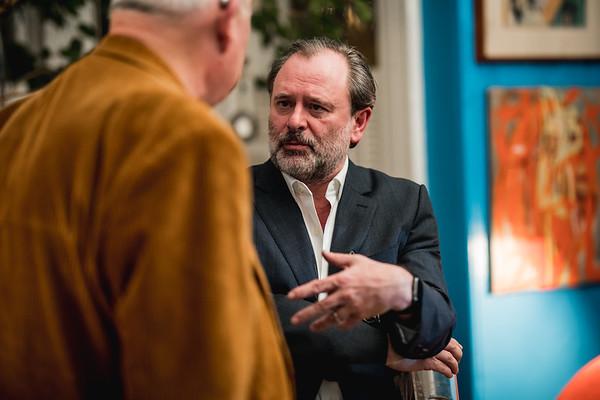 The Elusive Cure - An evening with Alan Ashworth - a QBI Salon