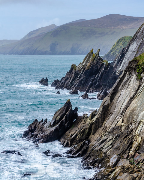The Rugged Coast of the Dingle Peninsula