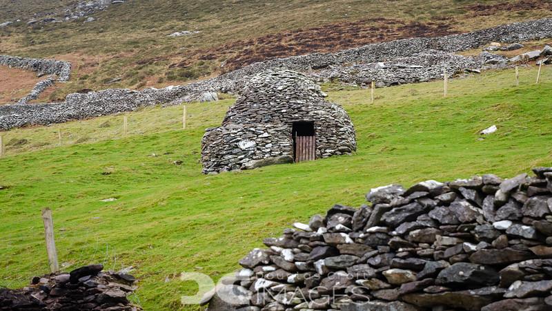 Ancient Beehive Huts