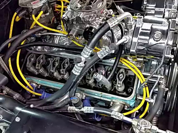 Video --- this is what it's supposed to sound like without that knocking sound caused by the rocker arms hitting the valve covers