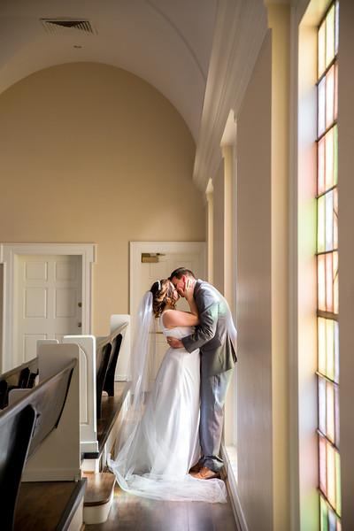 The Evans Wedding