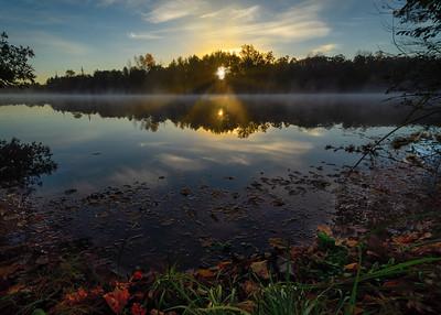 Flowage Sunrise