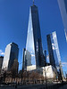 One World Trade Center, aka Freedom Tower<br /> Tallest building in the USA at 1,776 feet (deliberate reference to the year the Declaration of Independence was signed) and the Western Hemisphere.  It is the 6th tallest in the world.