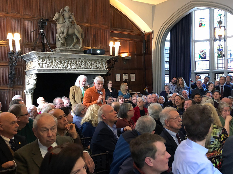Explorers Club Annual Meeting<br /> March 17, 2019