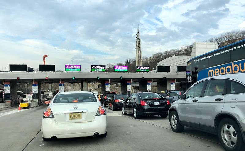 Lincoln Tunnel Toll