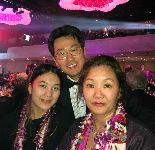 """With Lhakpa Sherpa, female world record holder for Mt. Everest summits (9 times, so far) and daughter.<br /> <br /> <a href=""""https://www.outsideonline.com/2306961/lhakpa-sherpa-breaks-own-everest-record"""">https://www.outsideonline.com/2306961/lhakpa-sherpa-breaks-own-everest-record</a><br /> <br /> <a href=""""https://www.washingtonpost.com/news/early-lead/wp/2018/05/17/a-whole-foods-dishwasher-just-broke-her-own-record-by-climbing-everest-for-the-ninth-time/?noredirect=on&utm_term=.950e2b5d7a88"""">https://www.washingtonpost.com/news/early-lead/wp/2018/05/17/a-whole-foods-dishwasher-just-broke-her-own-record-by-climbing-everest-for-the-ninth-time/?noredirect=on&utm_term=.950e2b5d7a88</a>"""