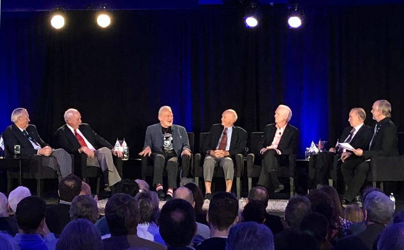 ECAD Blast Off! - Apollo Astronaut Symposium<br /> Marriott Marquis Hotel<br /> Saturday, March 16, 2019