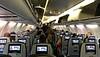 United flight bound for EWR, Newark, NJ