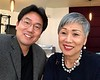 Kevin Lee & Anne Shih<br /> Bowers Museum, May 20, 2018