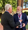 David Dolan & Peter Keller<br /> WECAD 2019, Bowers Museum, Santa Ana, California