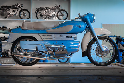 Aermacchi Chimera motorcycle, Barber Motorcycle Museum