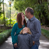 Well's Family Photo session in Harry P. Leu Gardens, Winter Park, Florida.