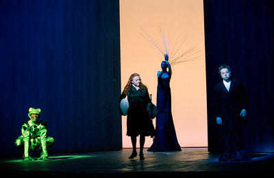 Grégory Gadebois (Frog), Christine Fersen (Jean de La Fontaine), Céline Samie (Tree), Laurent Stocker (Man)