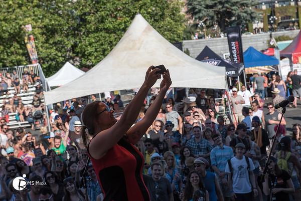 The Fabulous Lo Lo with Phonosonics | Victoria Ska and Reggae Festival 2016 | Victoria BC