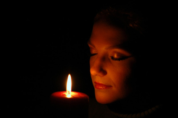 Brooke by Candlelight
