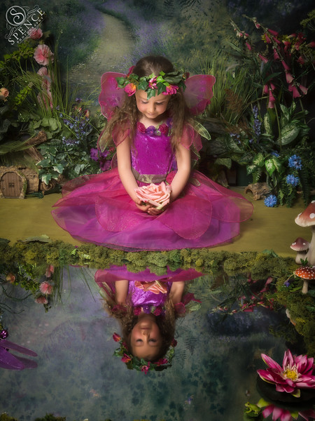Ruby - The Fairy Experience @ Spence Photography