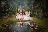 Sophia, Lucy & Emily - The Fairy Experience @ Spence Photography