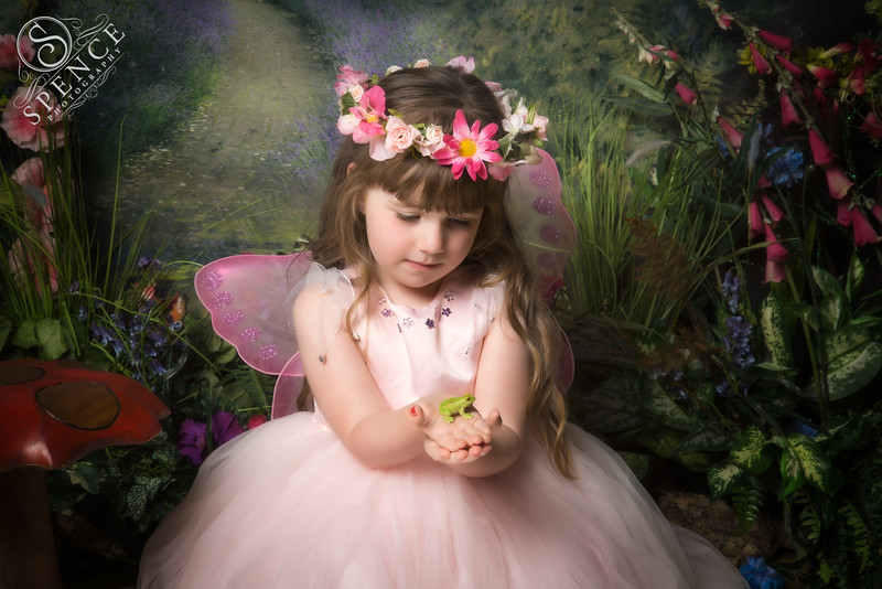Abigail - The Fairy Experience @ Spence Photography